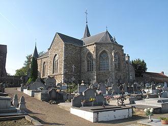 Donceel - Image: Haneffe, kerk foto 4 2011 09 25 15.48
