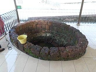 Hang Tuah - Hang Tuah's Well in Kampung Duyong, Malacca.