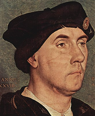 Gregory Cromwell, 1st Baron Cromwell - Sir Richard Southwell, portrait by Holbein