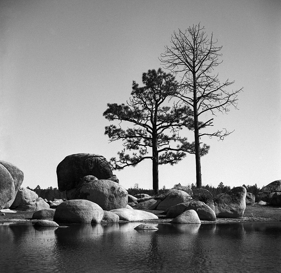 Hansons lagoon - laguna hanson