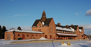 Haparanda Place in Norrbotten, Sweden