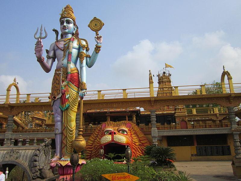 File:HariHara statue.JPG