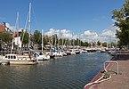 Harlingen, zicht op de Noorderhaven foto3 2016-07-03 16.31.jpg