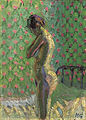 Harold Gilman Nude standing by a Bed.jpg