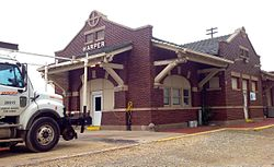 Harper Train Depot (2015)