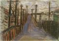 HasegawaToshiyuki-1927-A Way to a Viaduct.png