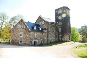 Finnentrop - Bamenohl castle