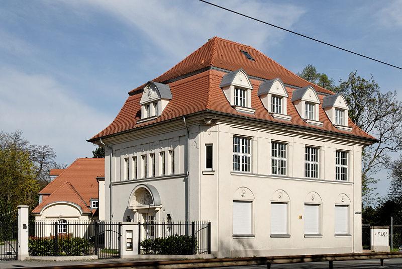 datei haus witzelstrasse 150 in duesseldorf bilk von wikipedia. Black Bedroom Furniture Sets. Home Design Ideas