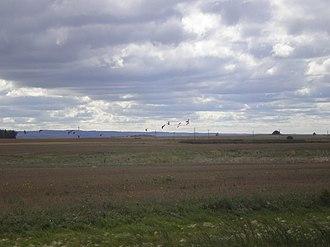 Coteau des Prairies - Image: Head Of Coteau Des Prairies from NE