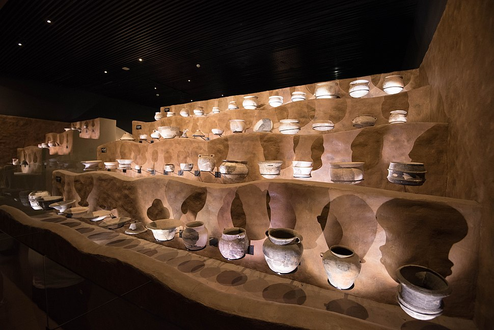 Hemudu Site Museum, 2017-08-12 36