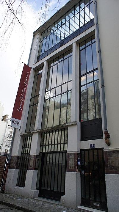Stiftung Henri-Cartier-Bresson
