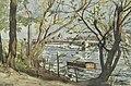 Henri Joseph Harpignies - Le Pont du Carrousel sur la Seine.jpg