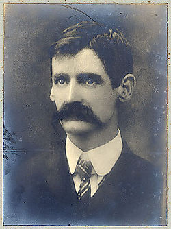 Henry lawson photograph 1902
