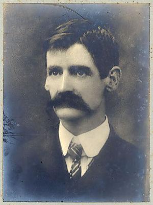 Henry Lawson - Henry Lawson, circa 1902
