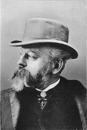 Henry Sandham - Henry Sandham in 1883