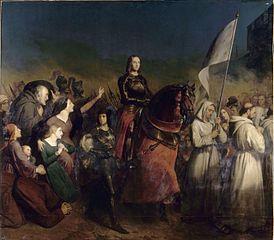 Entrée de Jeanne d'Arc à Orléans, 8 mai 1429