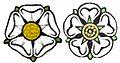 Heraldic white roses by goldenaer.jpg