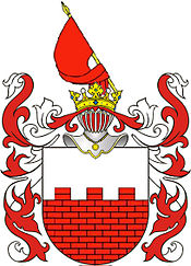 Odwaga Coat of Arms