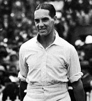 Culture of Yorkshire - Herbert Sutcliffe, batsman.
