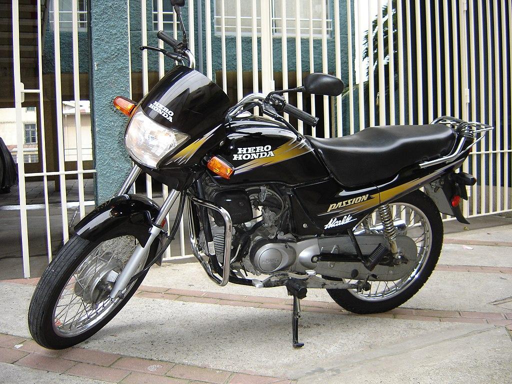 Hero Honda Motorcycle Price List