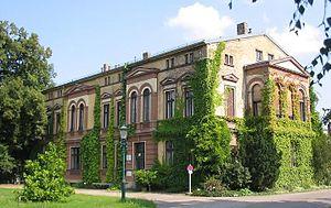 Baumschulenweg - Image: Herrenhaus Späth 1