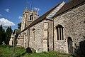 Herringbone masonry - geograph.org.uk - 556608.jpg