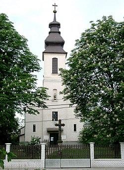 Heves megye, Tófalu, Szentháromság templom.jpg