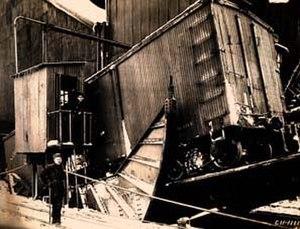 Heyl & Patterson Inc. - Railcar Dumper, Circa 1900