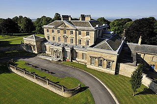 Hickleton Hall