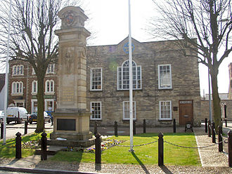 Higham Ferrers - Image: Higham Ferrers Council Building
