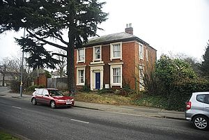Hall Green - Highfield House (now demolished)