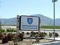 Highway directional sign in Wheeler Ridge, California, 2011.jpg