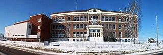 Hillcrest High School (Thunder Bay) high school in Thunder Bay, Ontario