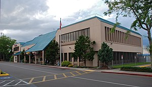 Hillsboro Airport - Terminal building