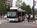 Hinomaru BS-15 Marunouchi Shuttle Morning Otemachi Route.jpg