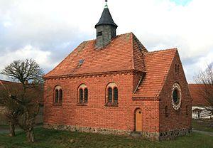 Wittenberge - Hinzdorf - church