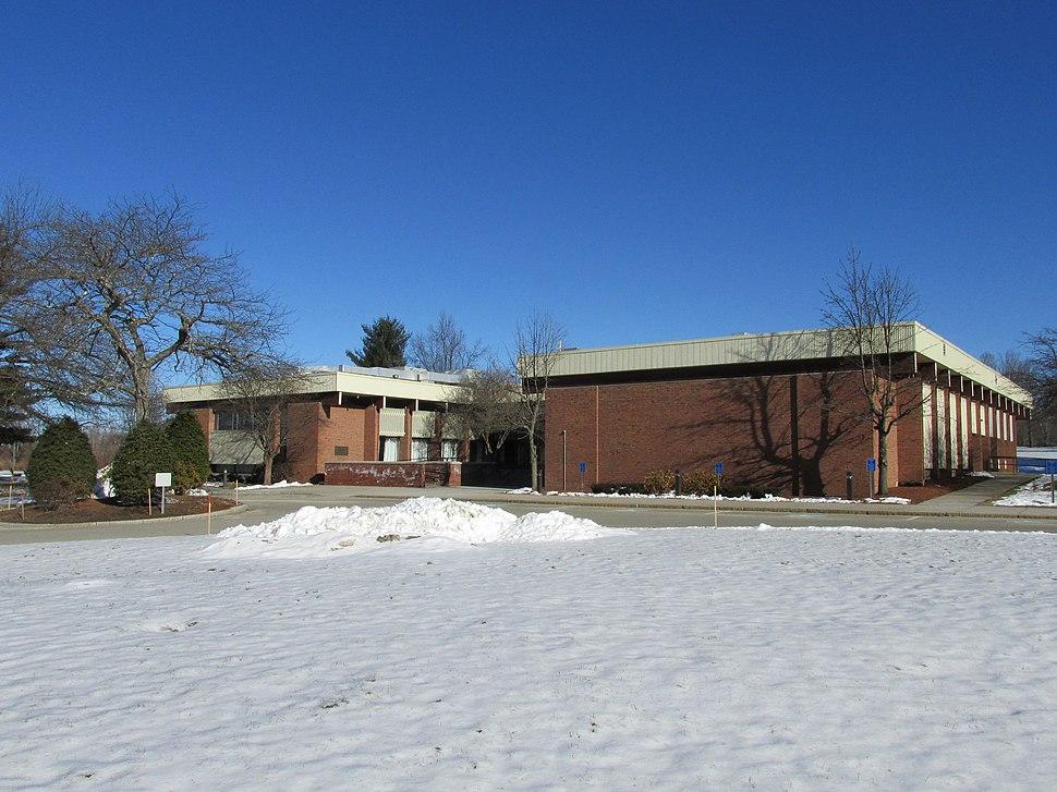 Hoagland-Pincus Conference Center, Shrewsbury MA