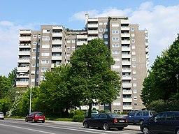 Leharstraße in Stuttgart