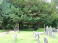 Holl Seintiau - Church of All Saints, Llangorwen, Tirymynach, Ceredigion, Wales 06.jpg