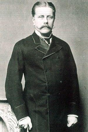 Kaiserbrief - Count Maximilian von Holnstein