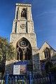 Holy Trinity Church near Tooting Bec (corner view).jpg