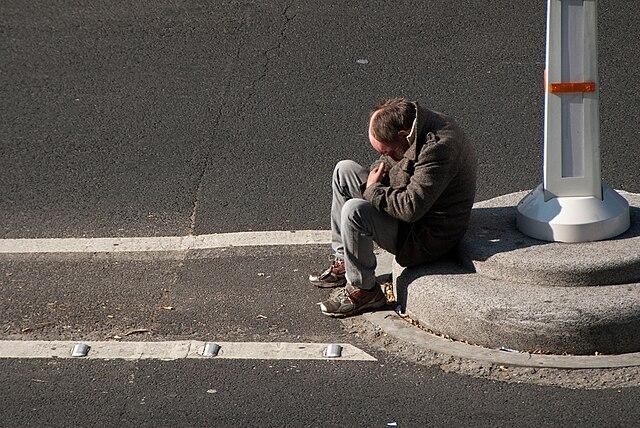 Датские бездомные смогут открывать банковские счета