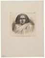 Homo sapiens - Oromo, Ethiopië - 1868 - Print - Iconographia Zoologica - Special Collections University of Amsterdam - UBA01 IZ19400177.tif
