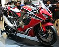 Honda CBR1000RR Fireblade - Indonesia International Motor Show 2017 - Front view - April 30 2017.jpg