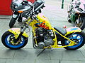 Honda CB Chopper yellow.jpg