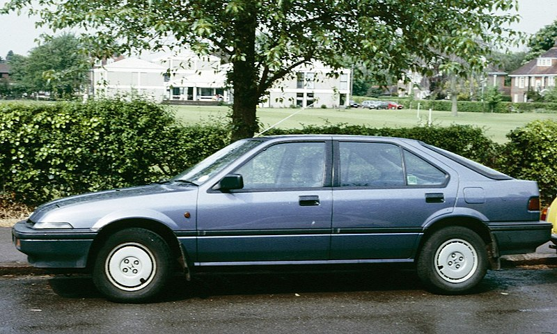 Acura Integra 1987
