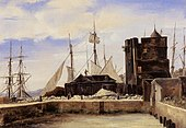 Honfleur - The Old Wharf.jpg