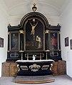 Horažďovice Castle, Holy Cross Chapel (01).jpg
