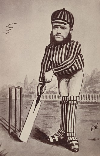 Tom Horan - Caricature of Horan in 1878