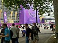 Horse Parade Grounds, The Mall, London 2012 Olympics 19.jpg